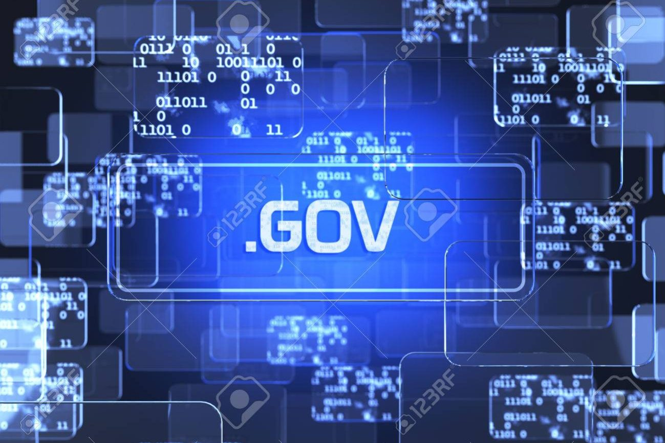 Government screen concept